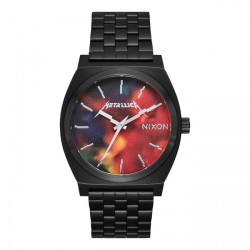 MONTRE NIXON TIME TELLER - BLACK / HARDWIRED