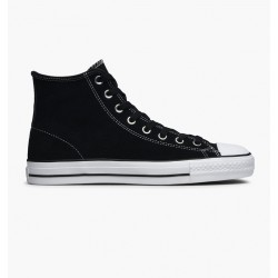 CHAUSSURES CONVERSE CONS CHUCK TAYLOR PRO HI OX - BLACK BLACK WHITE