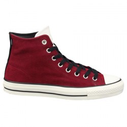 CHAUSSURES CONVERSE CONS CTAS PRO HI - POMEGRANATE RED