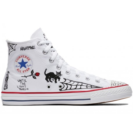 39de24adbd5 ... Chaussures Converse Cons Ctas Pro Hi Sean Pablo - White Blac exclusive  shoes 870d3 5a3e3 ...
