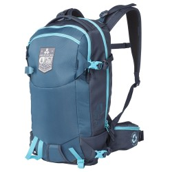 SAC A DOS PICTURE ORGANIC CALGARY 26L - PETROL BLUE