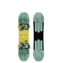 SNOWBOARD BATALEON MINI SHRED '19 + FIX