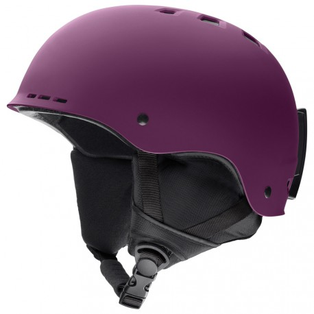 CASQUE SMITH HOLT - MATTE MONARCH