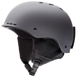 CASQUE SMITH HOLT - MATTE CHARCOAL