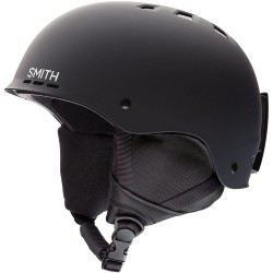 CASQUE SMITH HOLT - BLACK