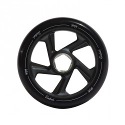 ROUE WISE TUNDRED 110MM - NOIR