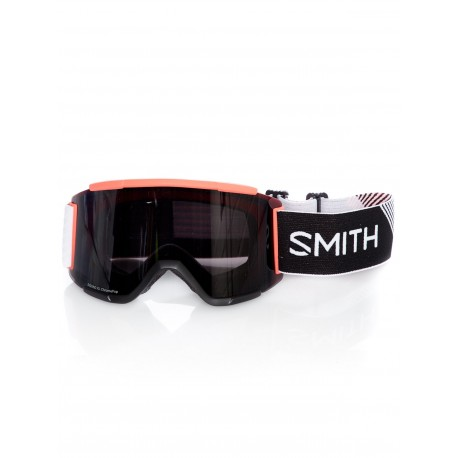 MASQUE SMITH SQUAD XL STRIKE - CHROMAPOP SUN BLACK & CHROMAPOP STORM ROSE FLASH