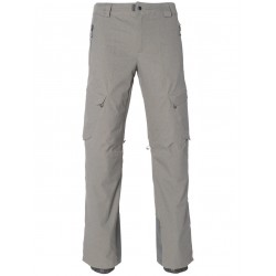 PANTALON SNOW 686 GLCR QUANTUM THERMAGRAPH - CHARCOAL