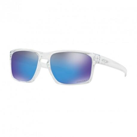 e4257aea11f2c Lunettes Oakley Sliver Xl - Polished Clear   Prizm Sapphire