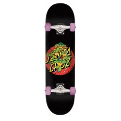 SKATE SANTA CRUZ COMPLETE TMNT TURTLE POWER 7.25
