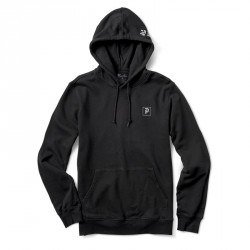 SWEAT PRIMITIVE CREATION HOOD - BLACK