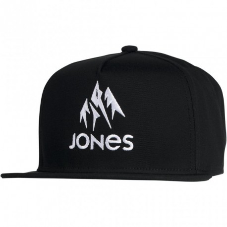 CASQUETTE JONES JACKSON CAP - BLACK