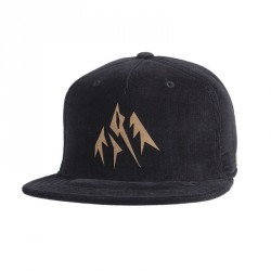 CASQUETTE JONES SIERRA CAP - BLACK