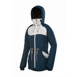 VESTE PICTURE ORGANIC APPLY JACKET WMN 2019 - DARK BLUE