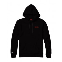 SWEAT TEALER X STRANGER THINGS HOODIE ELEVEN - BLACK