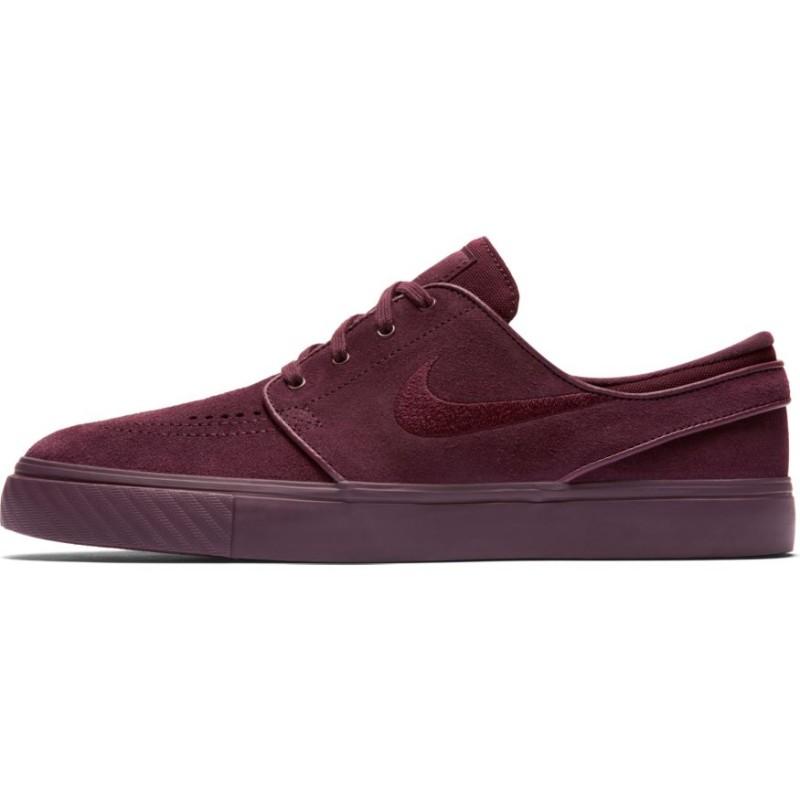 reputable site 5b29e c1187 Chaussures Nike Sb Janoski - Burgundy Crush