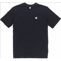 T-SHIRT ELEMENT CRAIL - FLINT BLACK