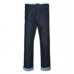 PANTALON DICKIES DENIM WORK PANT - RINSED
