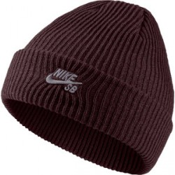 BONNET NIKE SB FISHERMAN - BURGUNDY