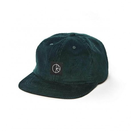 CASQUETTE POLAR SKATE CO CORDUROY - DARK TEAL