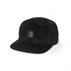 CASQUETTE POLAR SKATE CO CORDUROY - BLACK