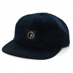 CASQUETTE POLAR CORDUROY CAP - NAVY