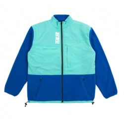 POLAIRE TEALER ARCTIC JACKET - BLUE