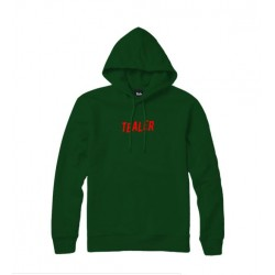 SWEAT TEALER CHRISTMAS HOODIE - GREEN
