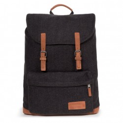 SAC A DOS EASTPAK LONDON 77U FLEATHER BLACK