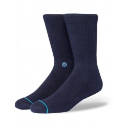 CHAUSSETTES STANCE UNCOMMON SOLIDS ICON - DARK NAVY
