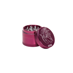 GRINDER JACKER HOLY ROSES 50MM - RED