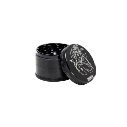 GRINDER JACKER HOLY ROSES 60MM - BLACK