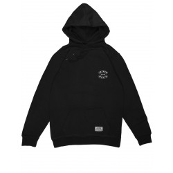 SWEAT JACKER MAFIA HOODIE - BLACK