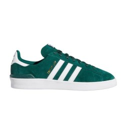 CHAUSSURES ADIDAS CAMPUS ADV - GREEN/WHITE