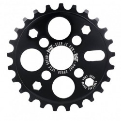 COURONNE BMX RANT IKON 25T - BLACK
