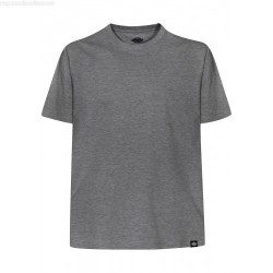 T-SHIRT DICKIES HASTINGS - GREY MELANGE