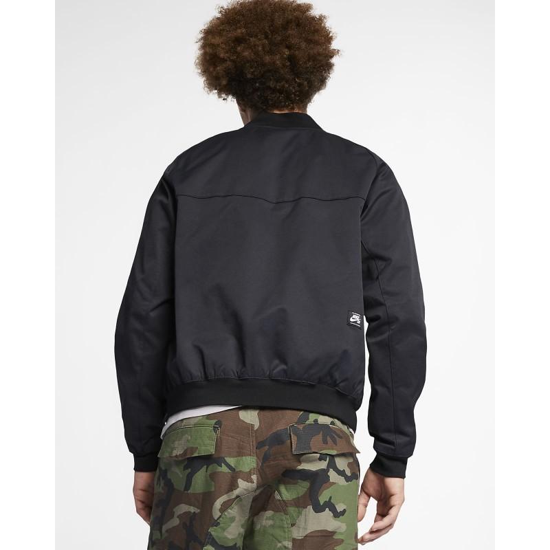 Veste Nike Sb Jacket Bomber Black
