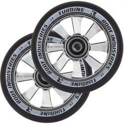 ROUES ROOT INDUSTRIES TURBINE 110MM - BLACK BLURAY