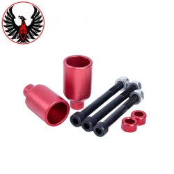PEGS PHOENIX PHX ALU - RED