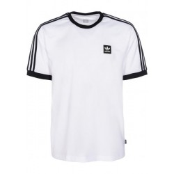 T-SHIRT ADIDAS CLUB JERSEY - WHITE BLACK