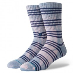 CHAUSSETTES STANCE FOUNDATION KURT - BLUE STEEL