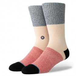 CHAUSSETTES STANCE FOUNDATION NEAPOLITAN - NAVY