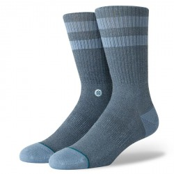 CHAUSSETTES STANCE UNCOMMON SOLIDS JOVEN - BLUE STEEL