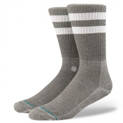 CHAUSSETTES STANCE UNCOMMON SOLIDS JOVEN - GREY