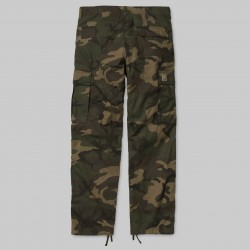 PANTALON CARHARTT WIP REGULAR CARGO PANT - CAMO LAUREL RINSED
