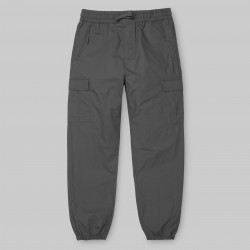 PANTALON CARHARTT CARGO JOGGER - AIR FORCE GREY RINSED