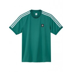 T-SHIRT ADIDAS CLUB JERSEY - ACTIVE GREEN WHITE