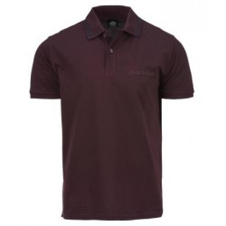 POLO DICKIES MORTON - MAROON