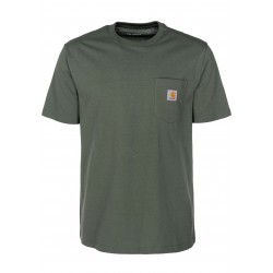 T-SHIRT CARHARTT WIP POCKET SS - ADVENTURE