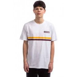 T-SHIRT DICKIES KNOXBORO - WHITE
